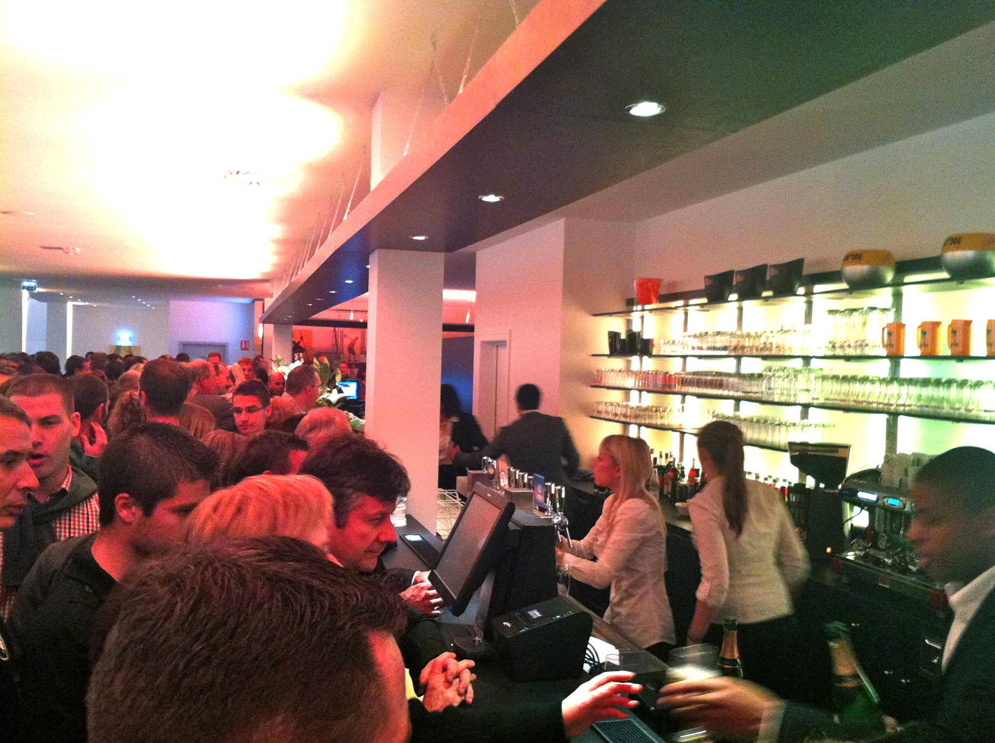 inauguration buffet bowling le trefle dorlisheim blog kapou. Black Bedroom Furniture Sets. Home Design Ideas