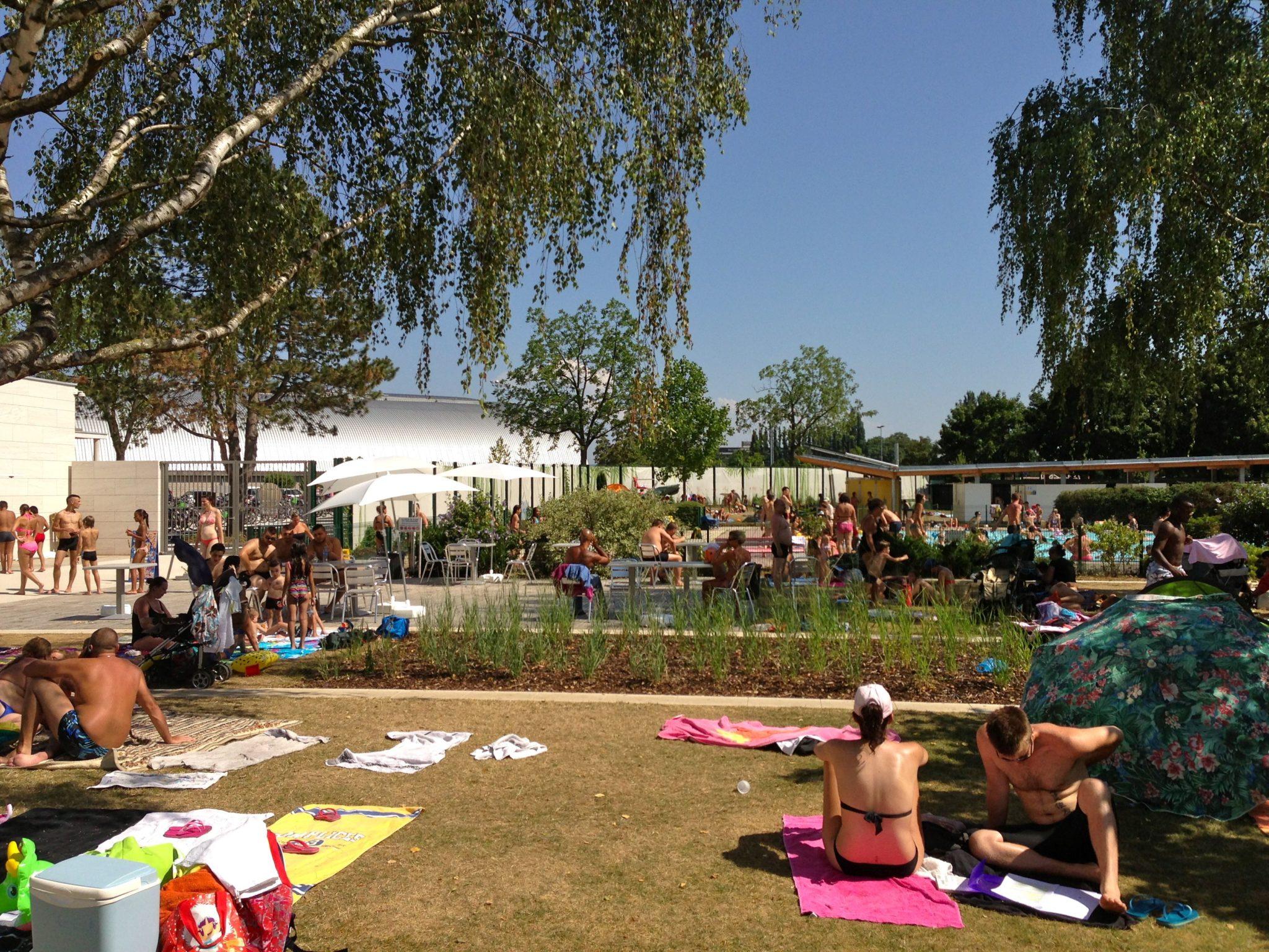 Kapou test n 30 apr s midi d 39 t la piscine du wacken strasbourg - Horaire piscine wacken strasbourg ...