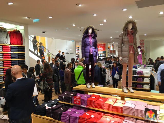 Uniqlo strasbourg magasin shopping mode homme femme enfant30 blog kapou - Magasin but strasbourg ...