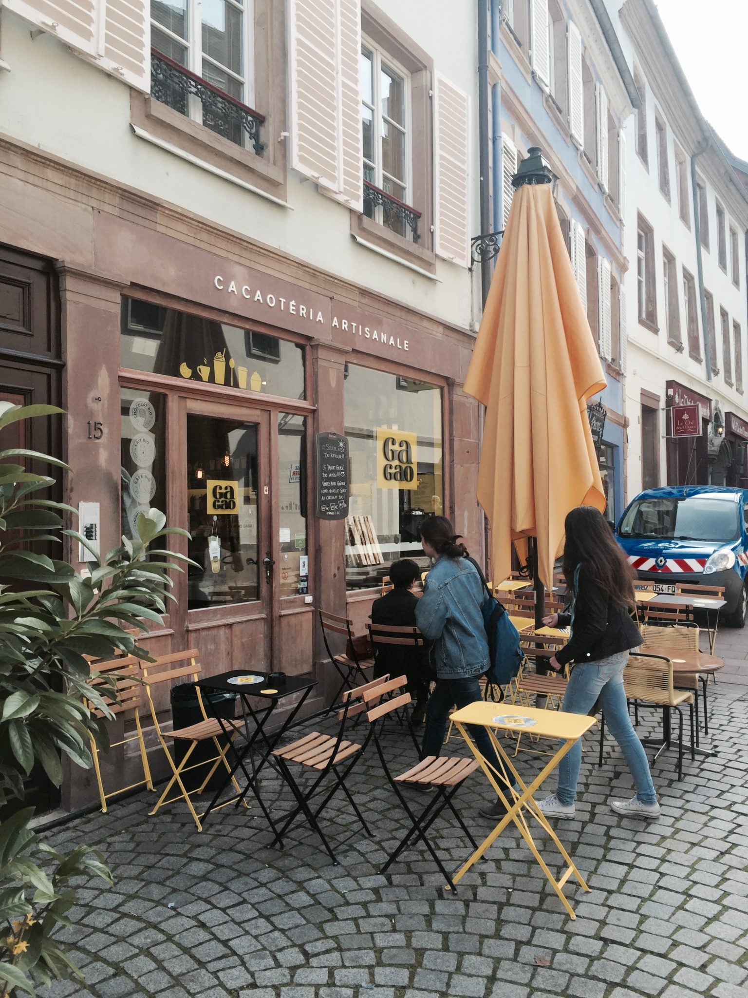 gagao gaufre midi terrasse trolley Strasbourg 4 Blog Kapou u00e9
