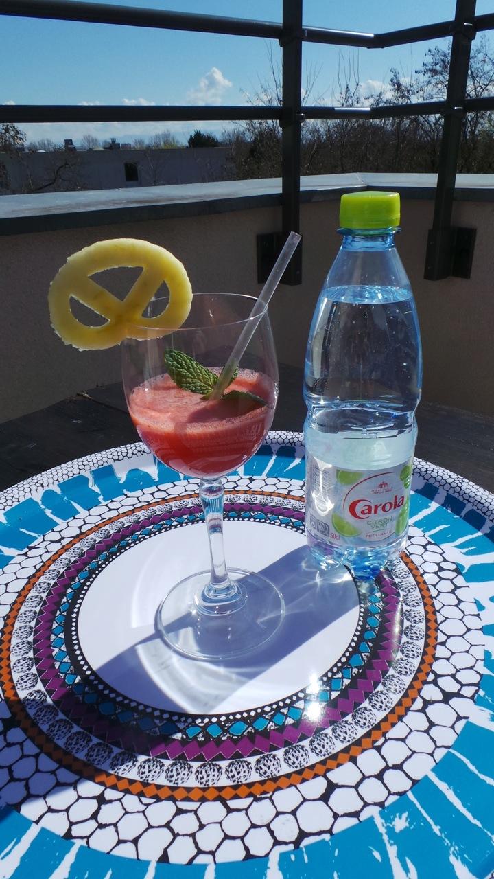 D fi carola quel sera mon cocktail fait base de la - Mon frigo fait de l eau ...