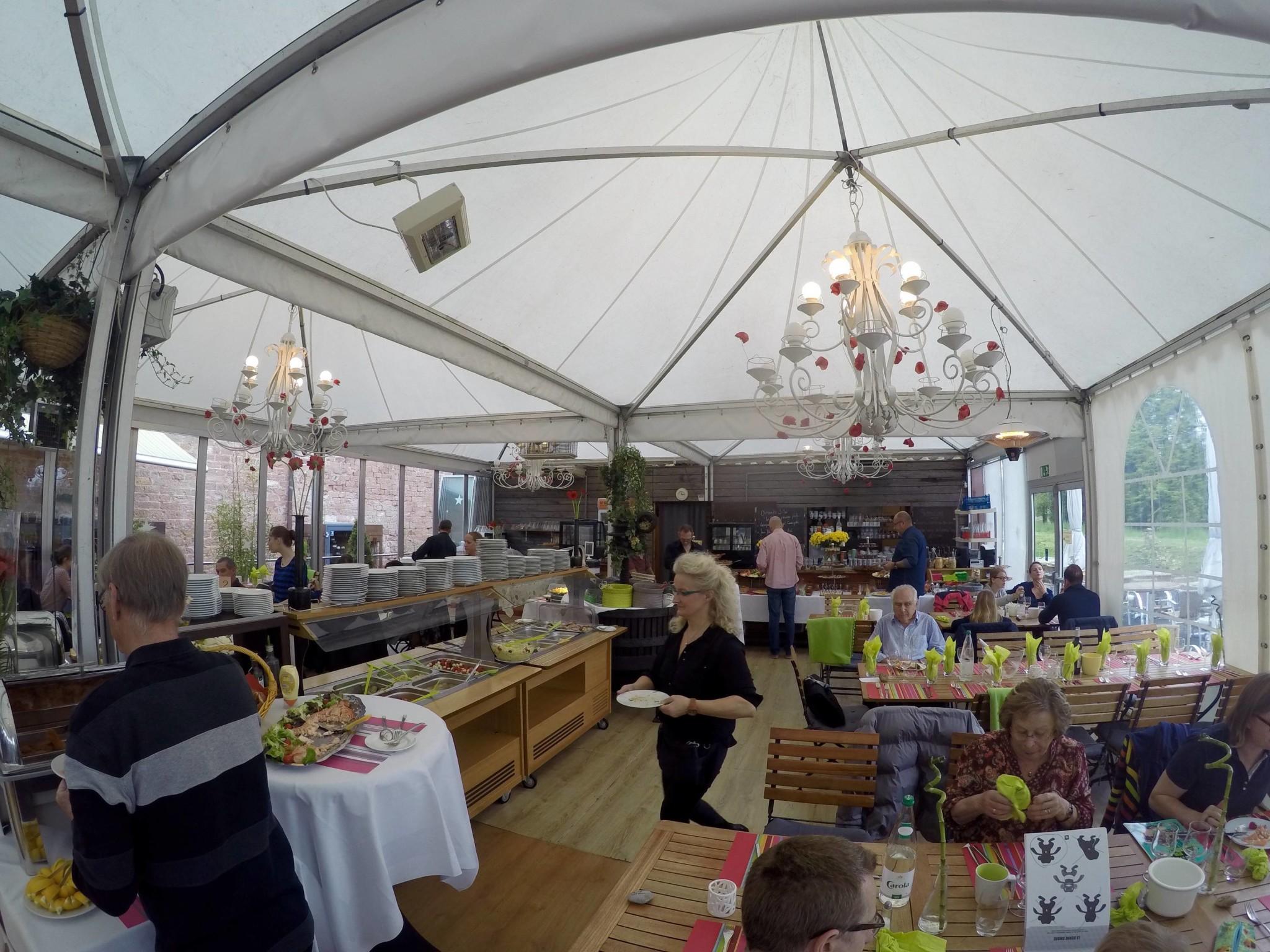 Villa Schmidt kapoué test n 65 brunch gourmand à la villa schmidt de kehl