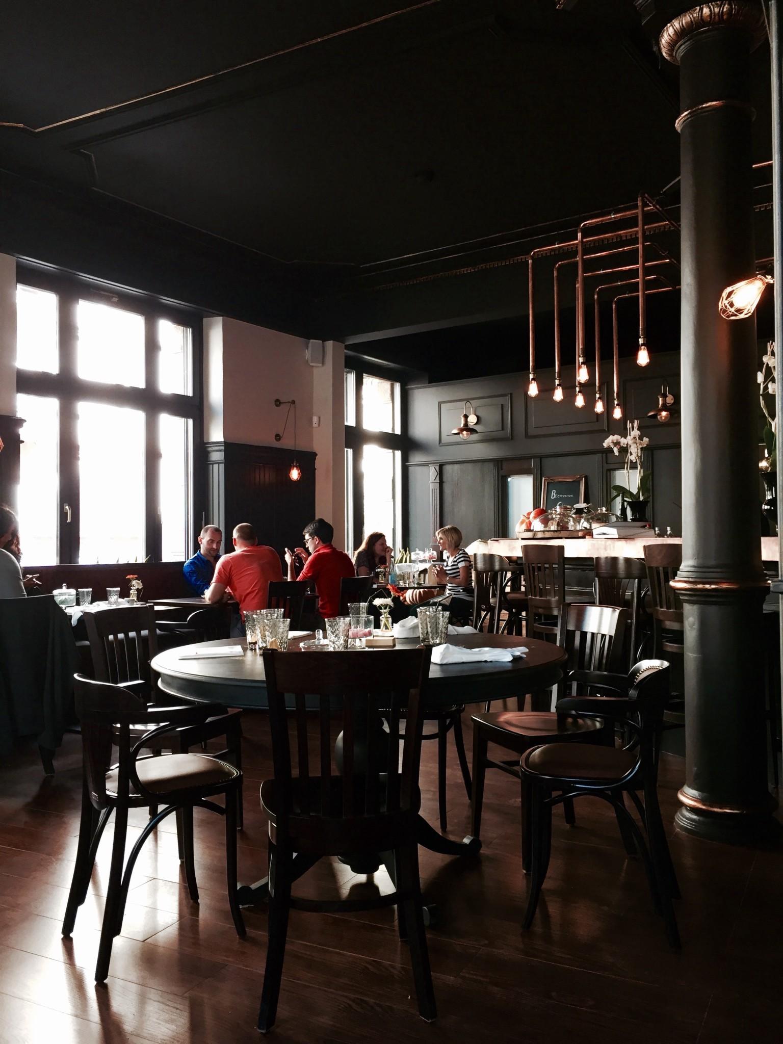 Kapou test n 79 restaurant les innocents strasbourg for Reso strasbourg