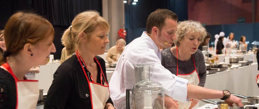 Concours gagnez un cours de cuisine egast 2016 - Cours cuisine strasbourg ...