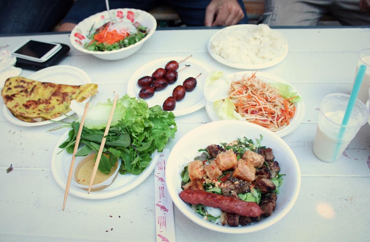 Saigon Food Truck